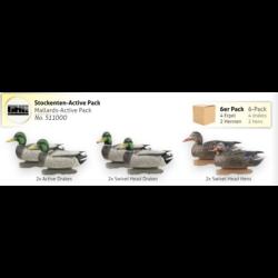 Mallards-Active Pack