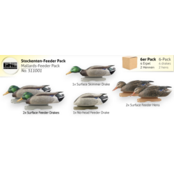 Mallards-Feeder Pack