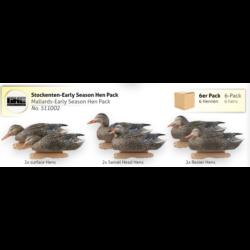 Mallards-Early Season Hen Pack