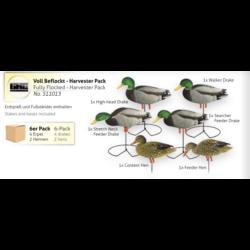 Fully Flocked - Harvester Pack