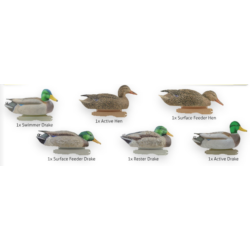 Mallards-Harvester Pack