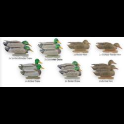 Mallards-Harvester Pack