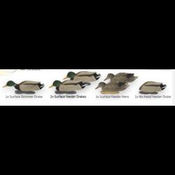 Mallard-Feeder Pack