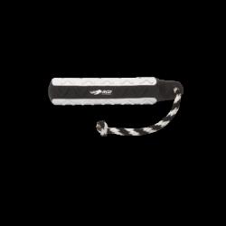 ASD Hexabumper apportírozóbábu, 7,6 cm, fekete-fehér