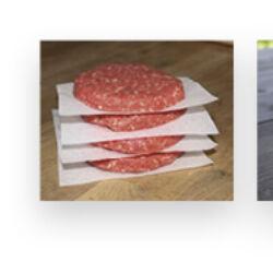 Húspapír hamburger húshoz, 1000 db
