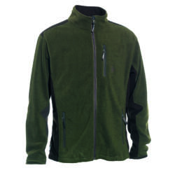 Deerhunter Muflon cipzáras polár kabát, Art Green