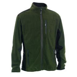 Deerhunter Muflon cipzáras polár kabát, Art Green, 52