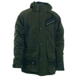 Deerhunter Muflon kabát hosszú, Art Green