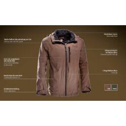 Outfox Active kabát, forest, 56