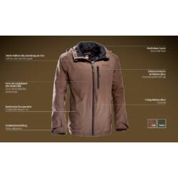 Outfox Active kabát, forest, 50