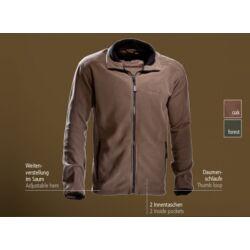 Outfox Casual polár kabát, forest, 50