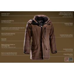 Outfox Sportive kabát, forest, 58