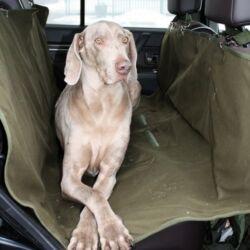 Eurohunt autóülés védőhuzat hátsó ülésre