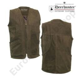 Deerhunter Strasbourg bőrmellény 62