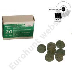 VFG szuperintenzív tisztító cal. 20 (25 db)