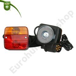 Vonóhorogra szerelhető vadszállító világítás mágneses