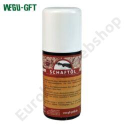 WEGU-GFT tusolaj, világosbarna, 50 ml