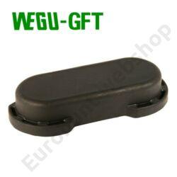 WEGU-GFT keresőtávcső védőkupak fekete 26 mm