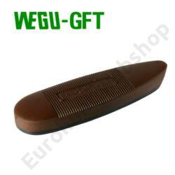 WEGU-GFT agytalp 130x43 mm barna 10 mm