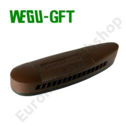 WEGU-GFT agytalp 130x43 mm barna 15 mm