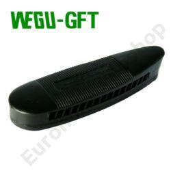 WEGU-GFT agytalp 130x43 mm fekete 15 mm