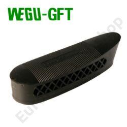 WEGU-GFT agytalp 133x43 mm fekete 25 mm