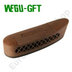 WEGU-GFT Trap agytalp 135x50 mm barna 25 mm
