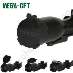 Eurohunt WEGU-GFT lencsevédő 2 db-os szett, 49 mm