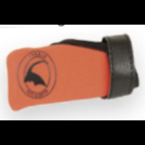 Torkolatvédő egycsövű fegyverhez narancssárga