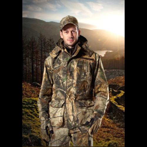 Outfox Balaklava Woodland kabát, 52