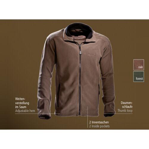 Outfox Casual polár kabát, forest, 56