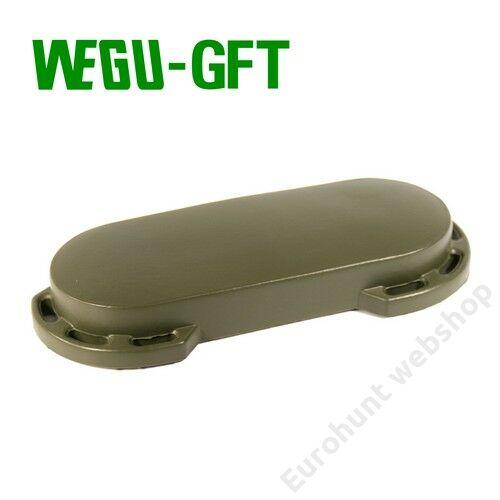 WEGU-GFT keresőtávcső védőkupak zöld 17 mm